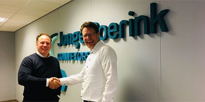 NXT TRADE INDIA and Jonge Poerink Conveyors partner to upscale sales within the Indian market