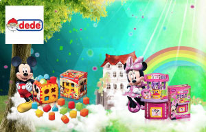 NXT TRADE LATIN AMERICA will activate the Colombian market for DEDE Toys