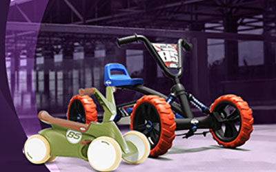 Dutch toy maker BERG TOYS signs with NXT eCOM in India and Turkey